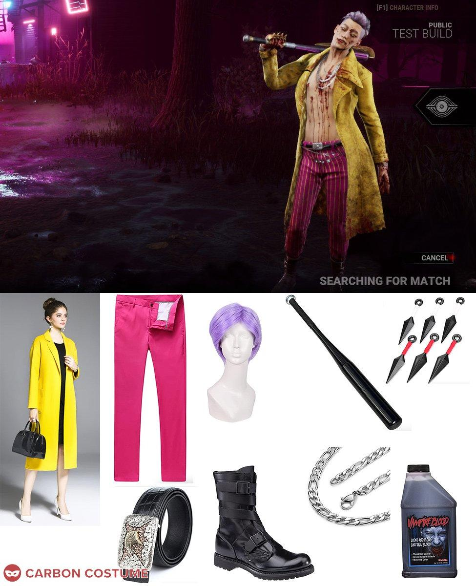 Trickster from Dead by Daylight Cosplay Guide
