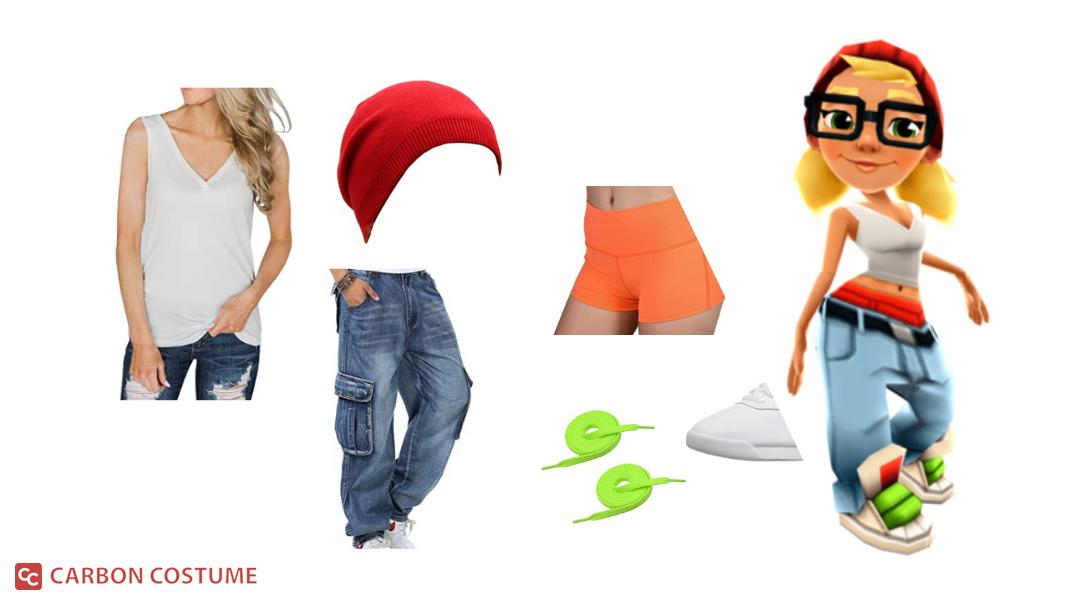 Tricky from Subway Surfers Cosplay Tutorial