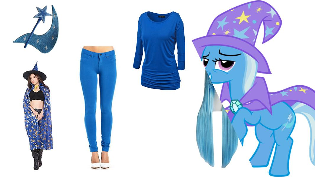 Trixie Cosplay Tutorial