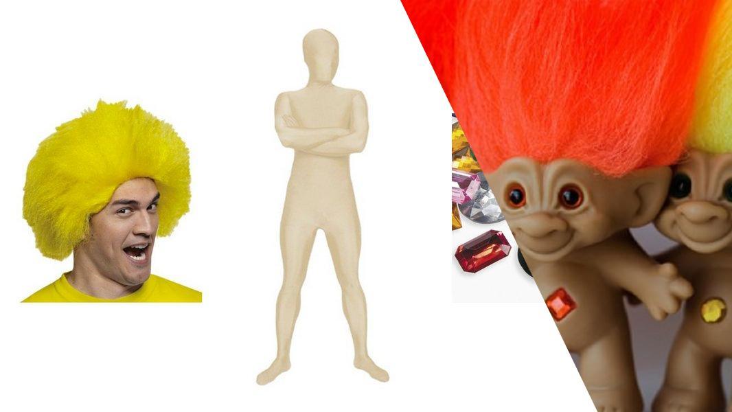 Troll Doll Cosplay Tutorial