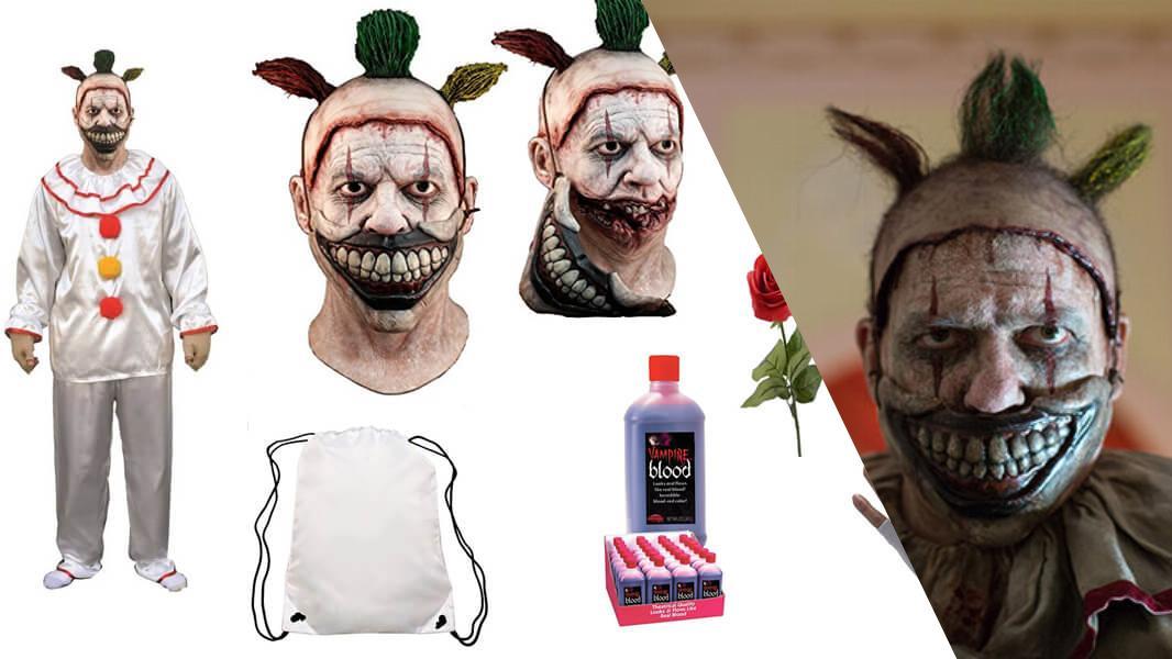 Twisty the Clown Cosplay Tutorial