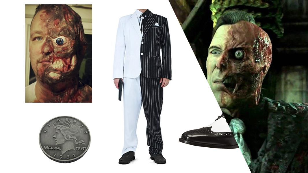 Two-Face Cosplay Tutorial