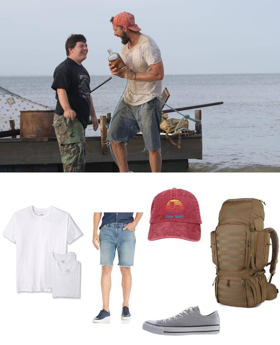 Tyler from The Peanut Butter Falcon Cosplay Guide