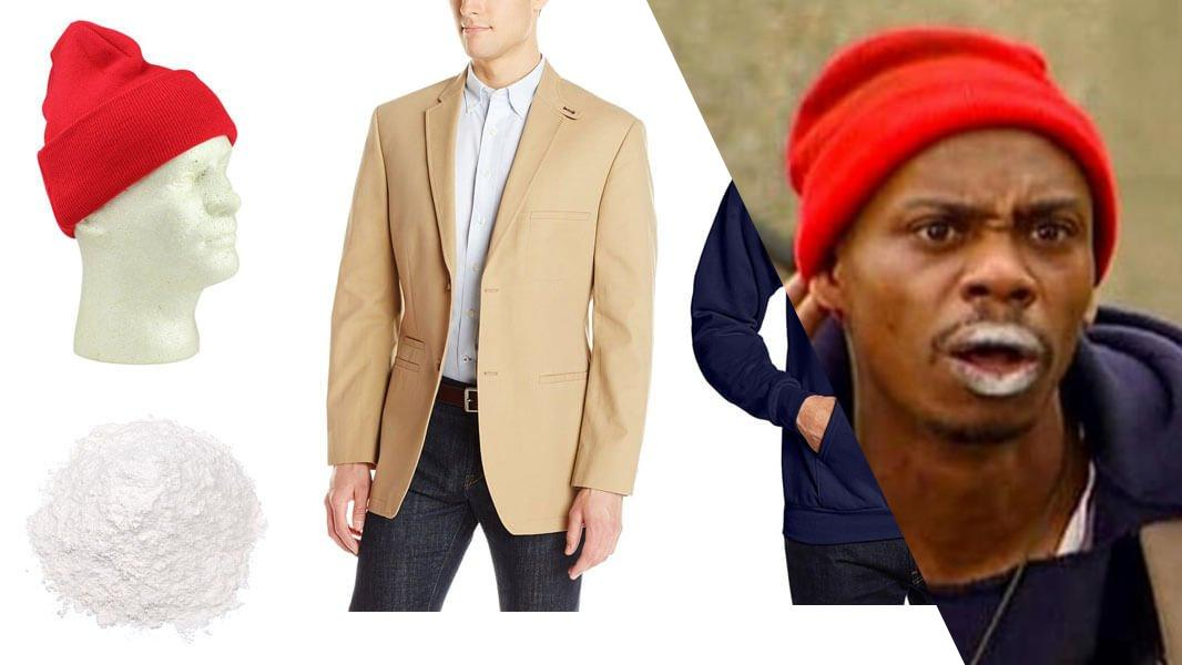 Tyrone Biggums Cosplay Tutorial
