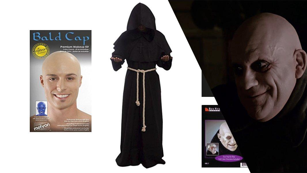 Uncle Fester Cosplay Tutorial