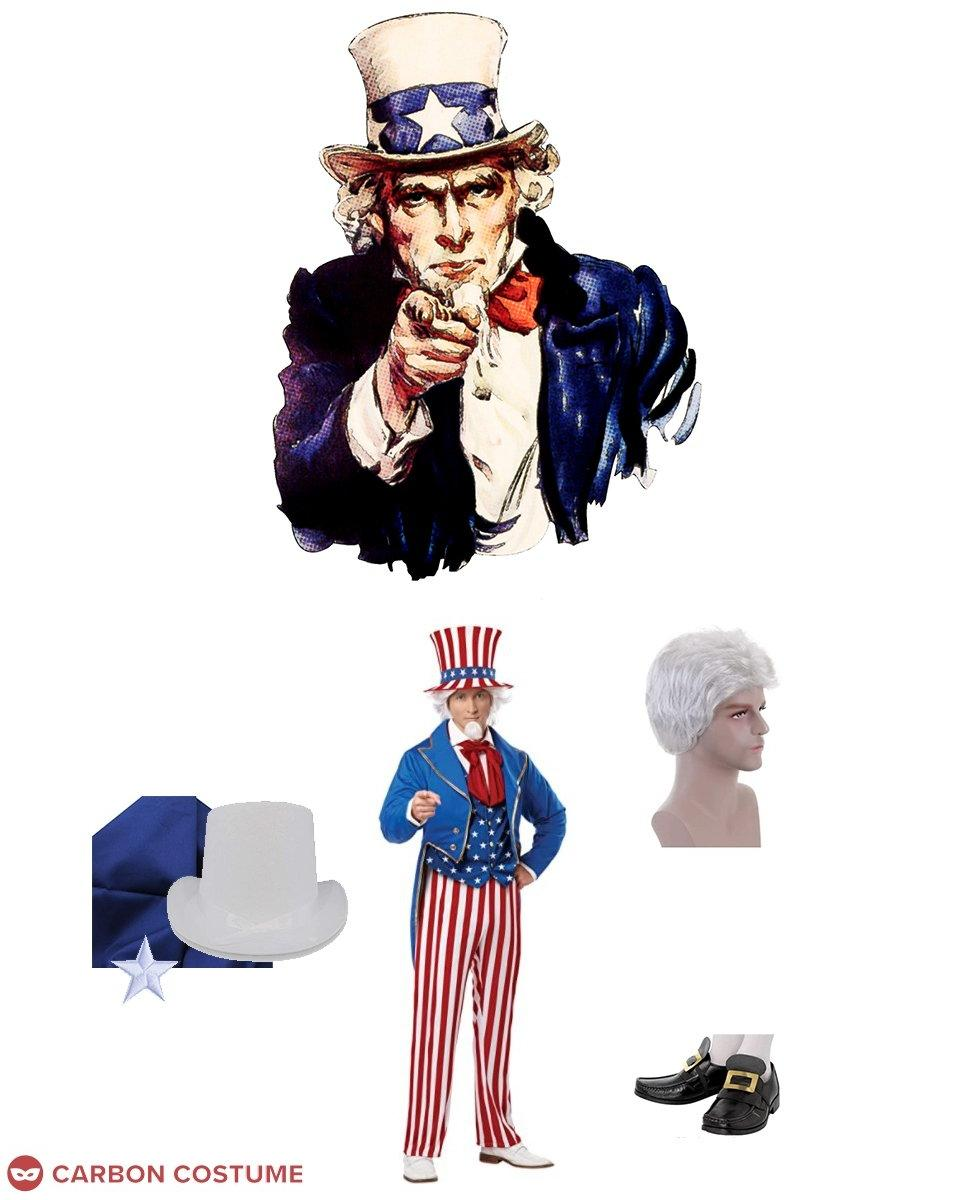 Uncle Sam Cosplay Guide