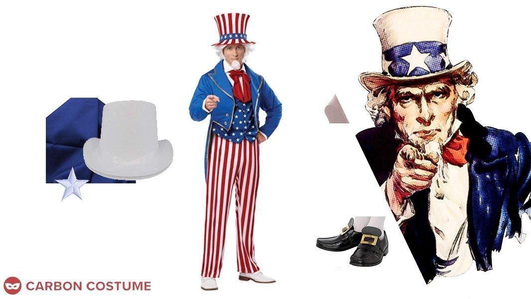 Uncle Sam Cosplay Tutorial