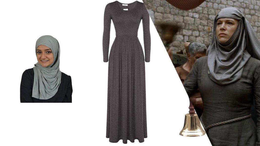 Unella the Shame Nun Cosplay Tutorial