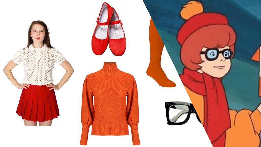 Velma Dinkley Cosplay Tutorial