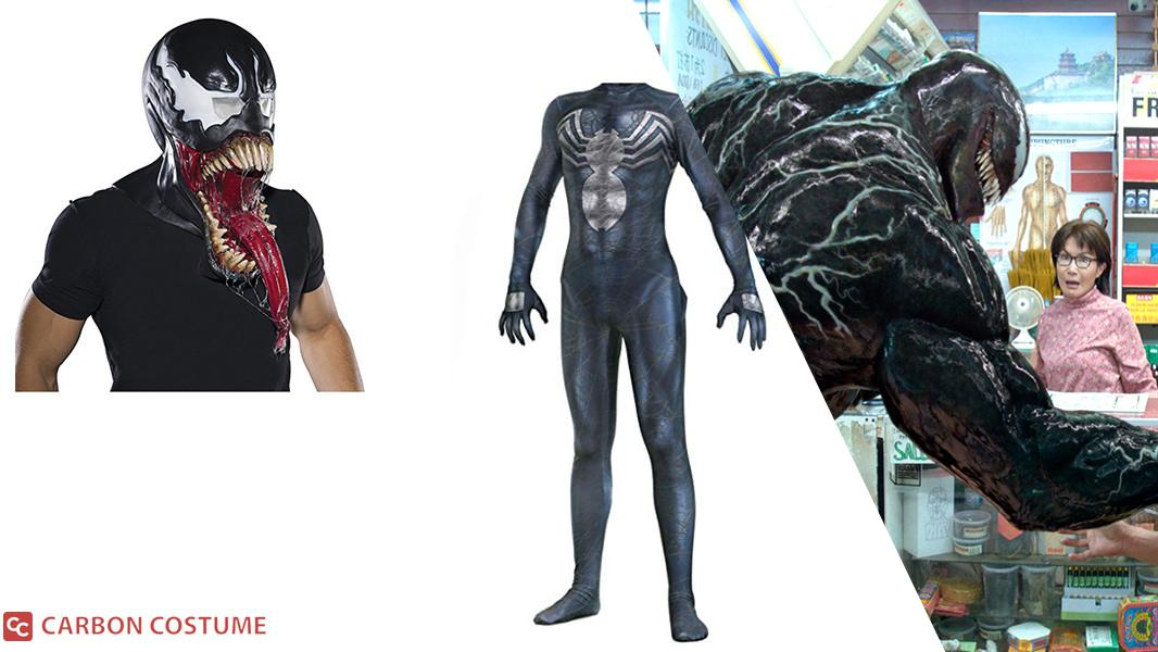 Venom Cosplay Tutorial
