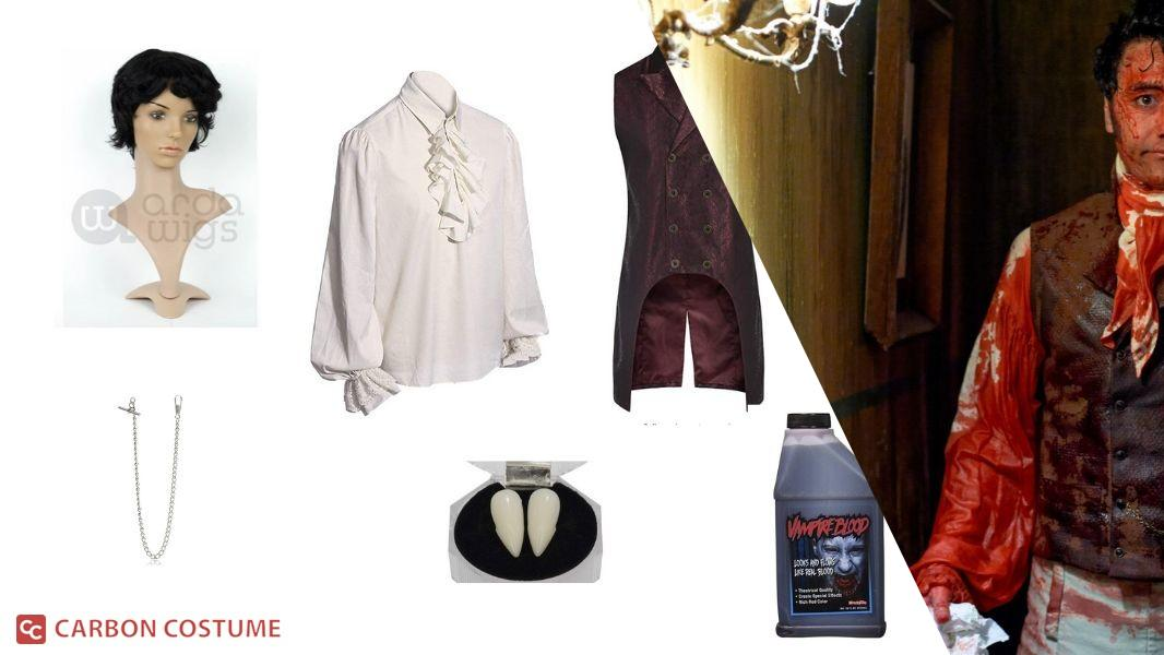 Viago from What We Do in the Shadows Cosplay Tutorial