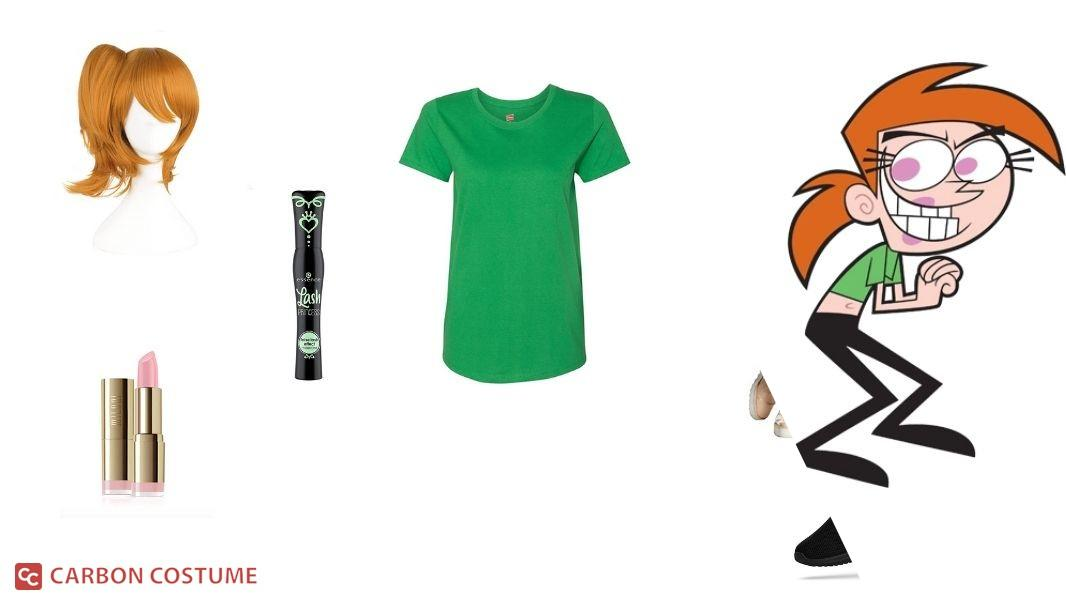Vicky from The Fairly OddParents Cosplay Tutorial