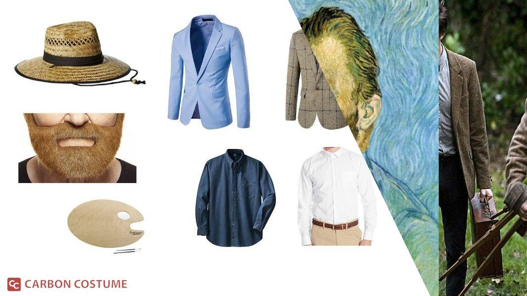 Vincent Van Gogh Cosplay Tutorial