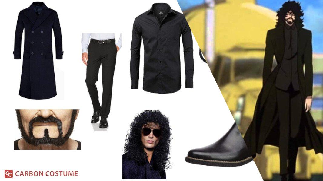Vincent Volaju from Cowboy Bebop Cosplay Tutorial