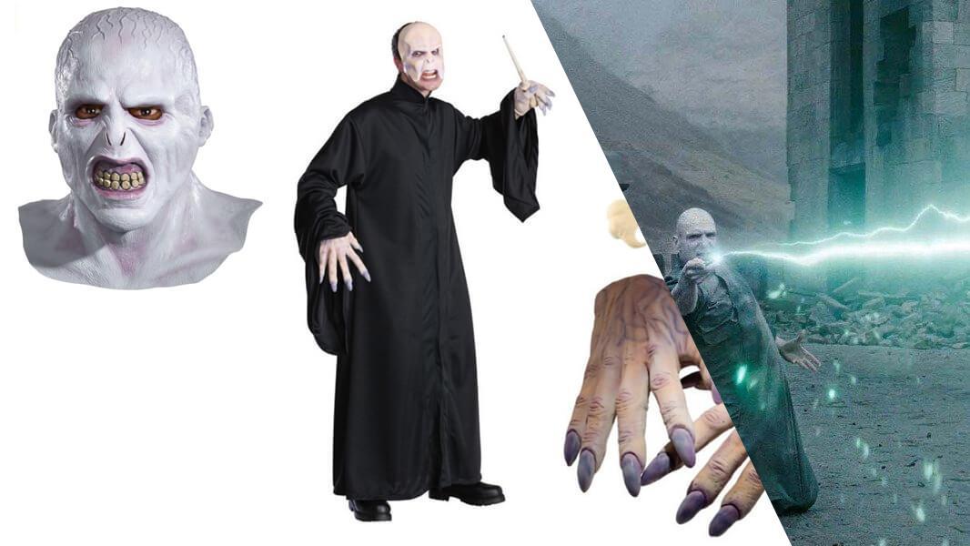 Voldemort Cosplay Tutorial