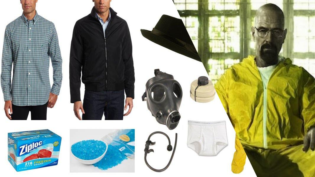 Walter White from Breaking Bad Cosplay Tutorial