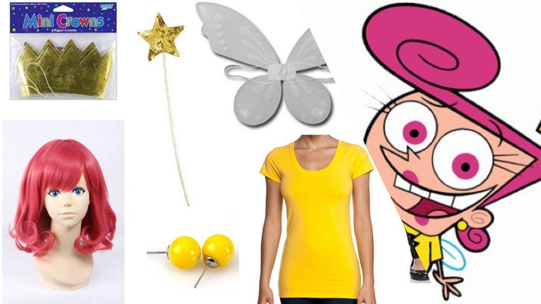 Wanda Venus Fairywinkle-Cosma Cosplay Tutorial