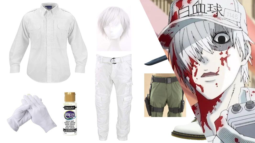 White Blood Cell Cosplay Tutorial