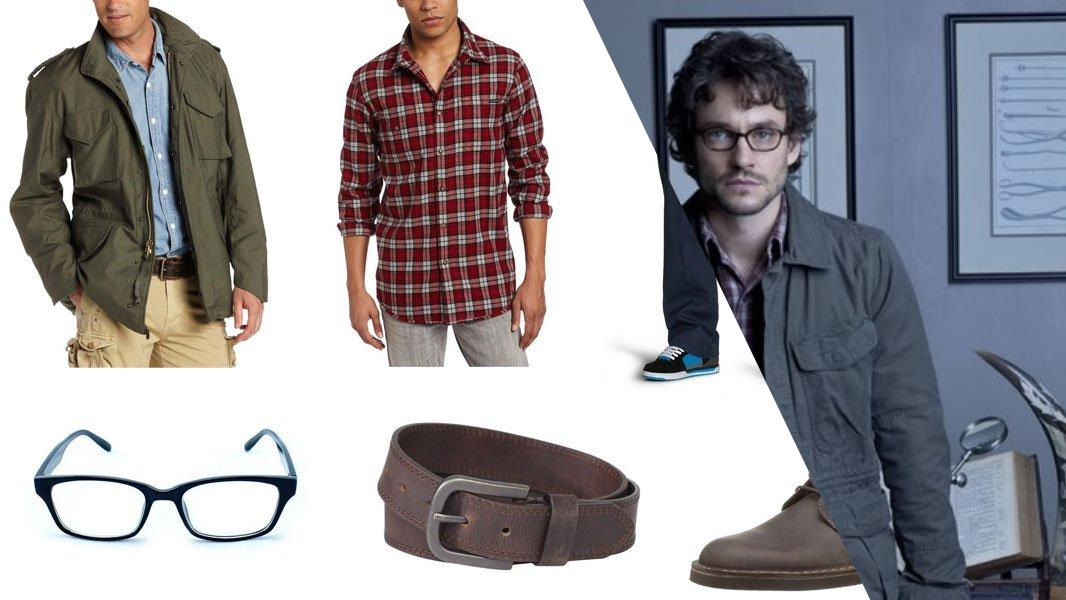 Will Graham Cosplay Tutorial