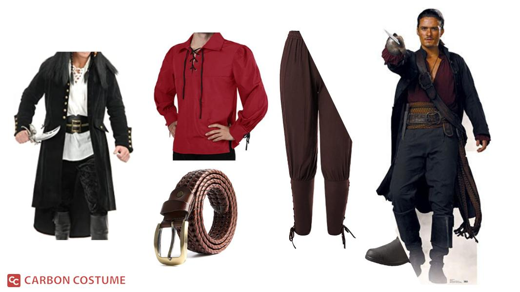 Will Turner from Pirates of the Caribbean Cosplay Tutorial