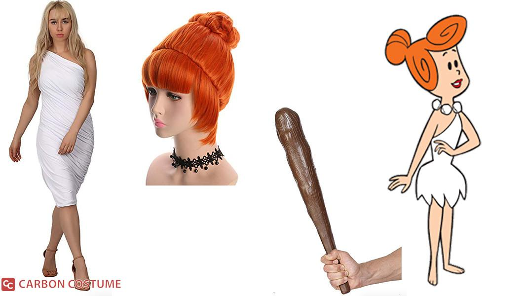 Wilma Flintstone Cosplay Tutorial