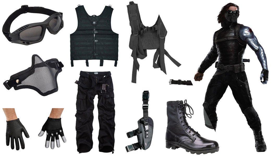 Winter Soldier Cosplay Tutorial