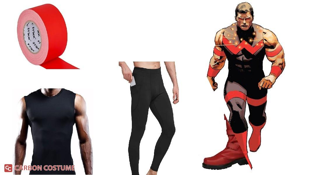 Wonder Man Cosplay Tutorial