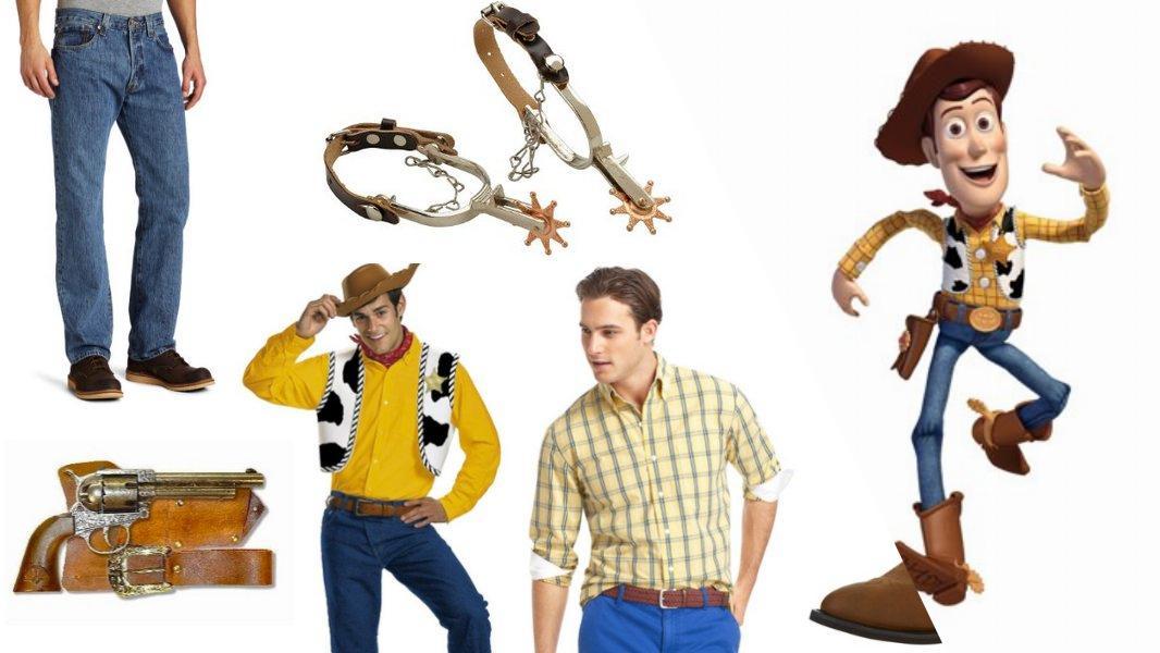 Woody Cosplay Tutorial