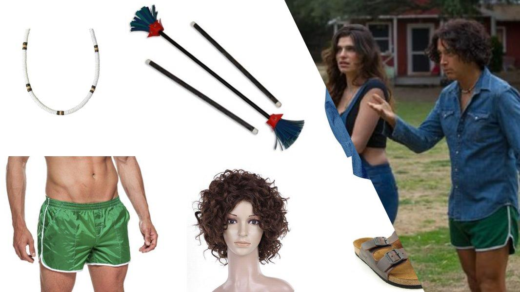 Yaron from Wet Hot American Summer Cosplay Tutorial