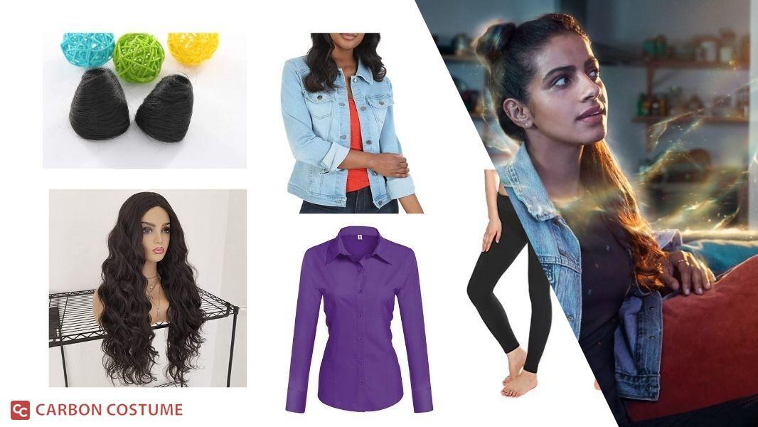 Yasmin Khan Cosplay Tutorial