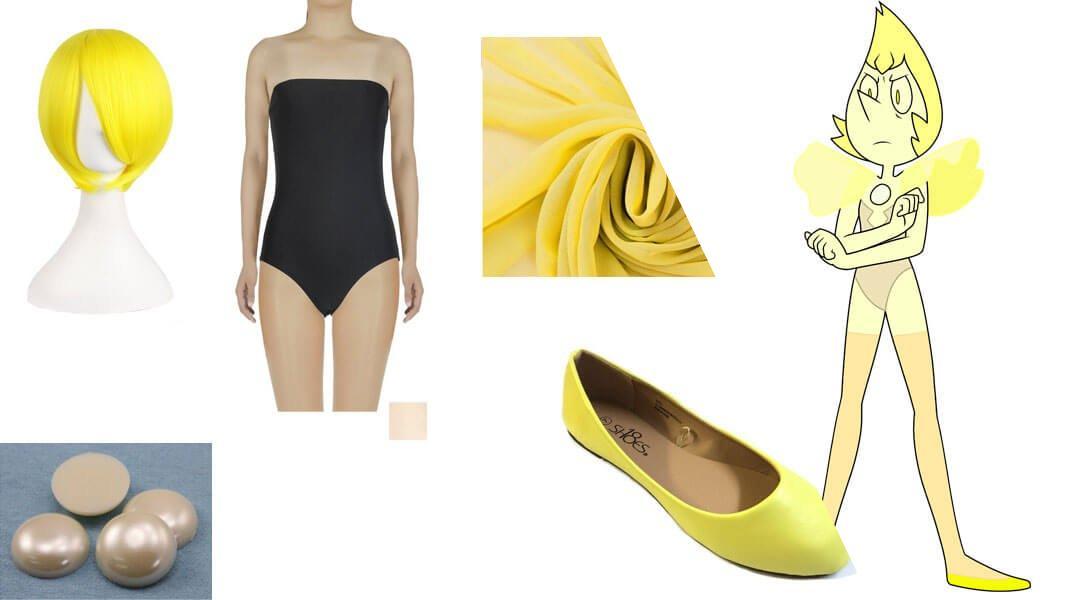 Yellow Pearl Cosplay Tutorial