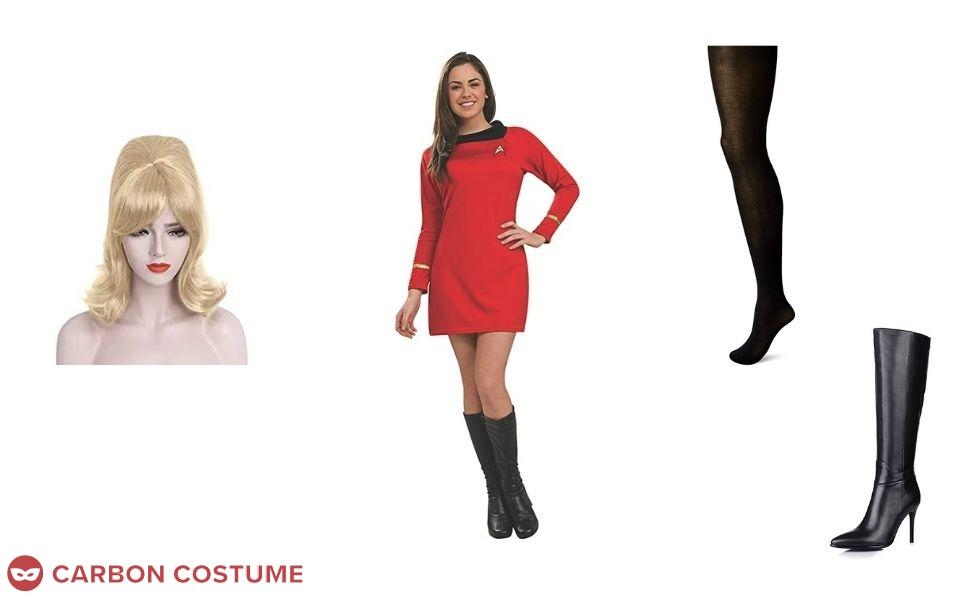 Yeoman Janice Rand Costume
