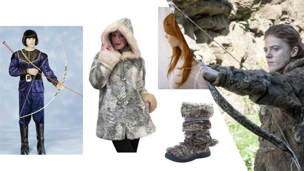 Ygritte Cosplay Tutorial