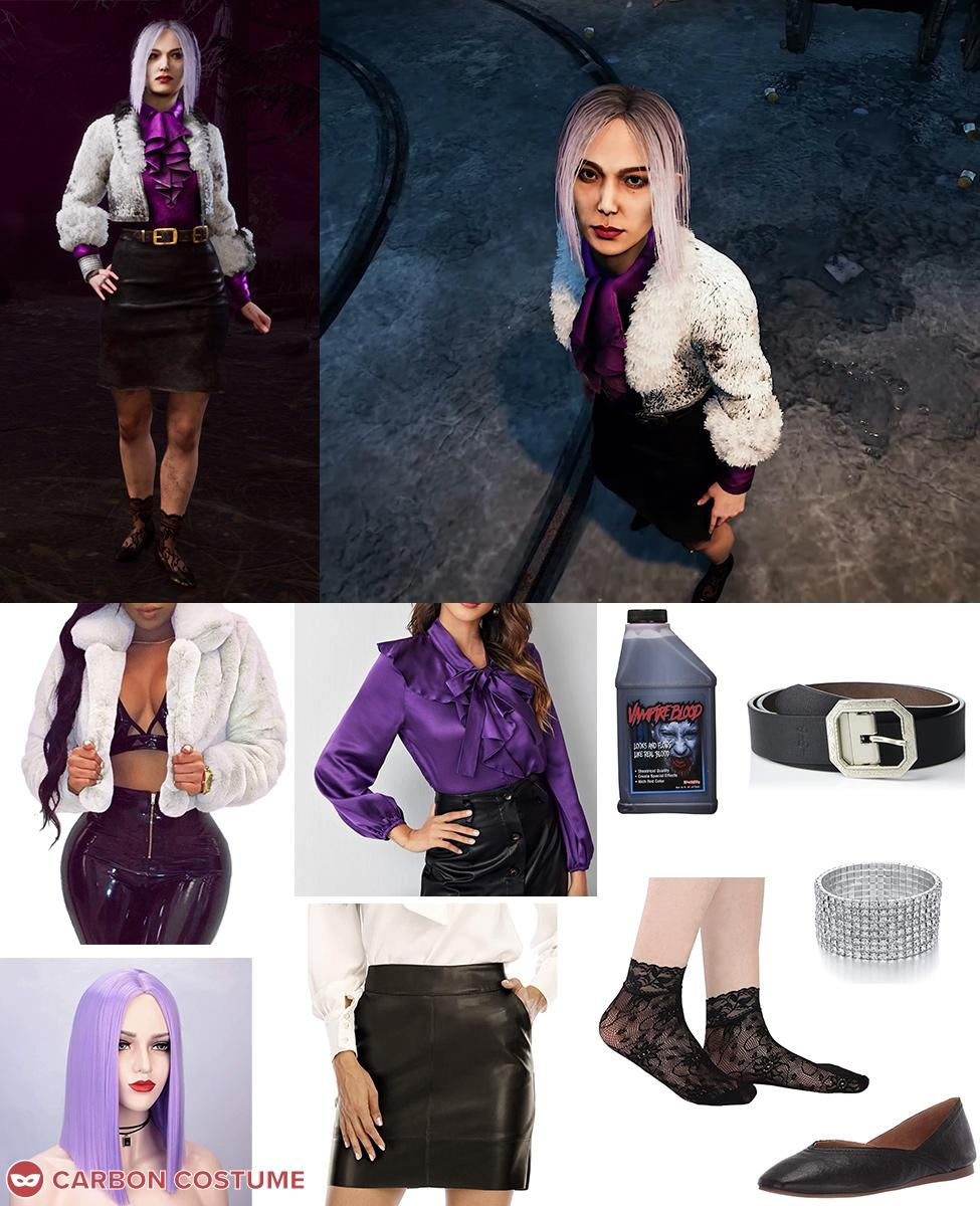Yun-Jin from Dead by Daylight Cosplay Guide
