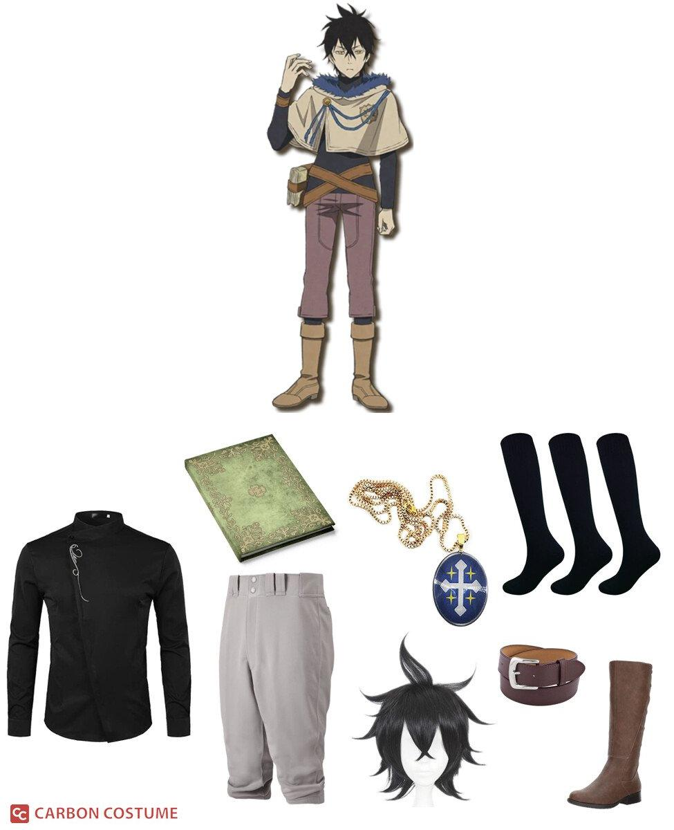 Yuno from Black Clover Cosplay Guide
