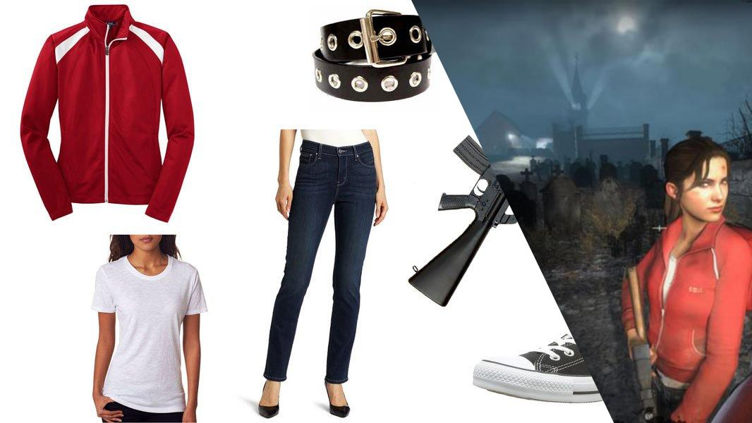 Zoey from Left 4 Dead Cosplay Tutorial