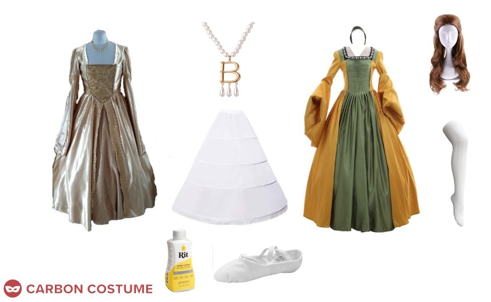 Anne Boleyn from The Tudors Costume