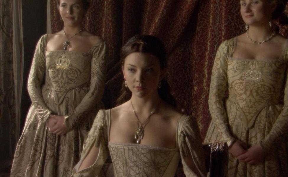 Anne Boleyn from The Tudors