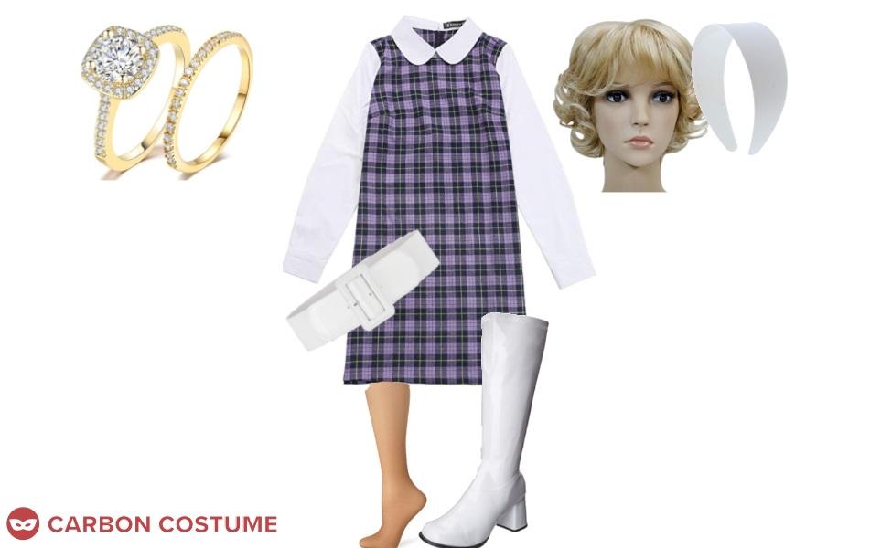Carol Brady from The Brady Bunch Costume