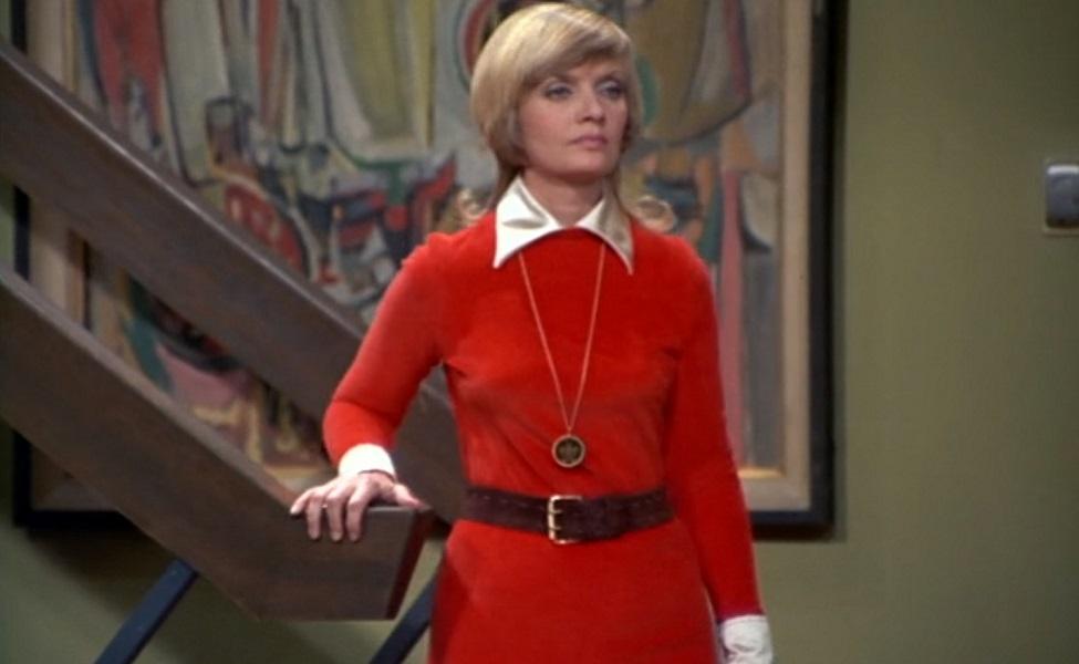 Carol Brady from The Brady Bunch