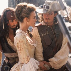 Elizabeth Swann from Pirates of the Caribbean
