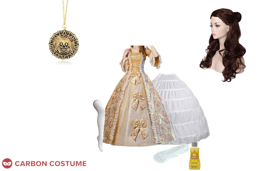 Elizabeth Swann from Pirates of the Caribbean Costume