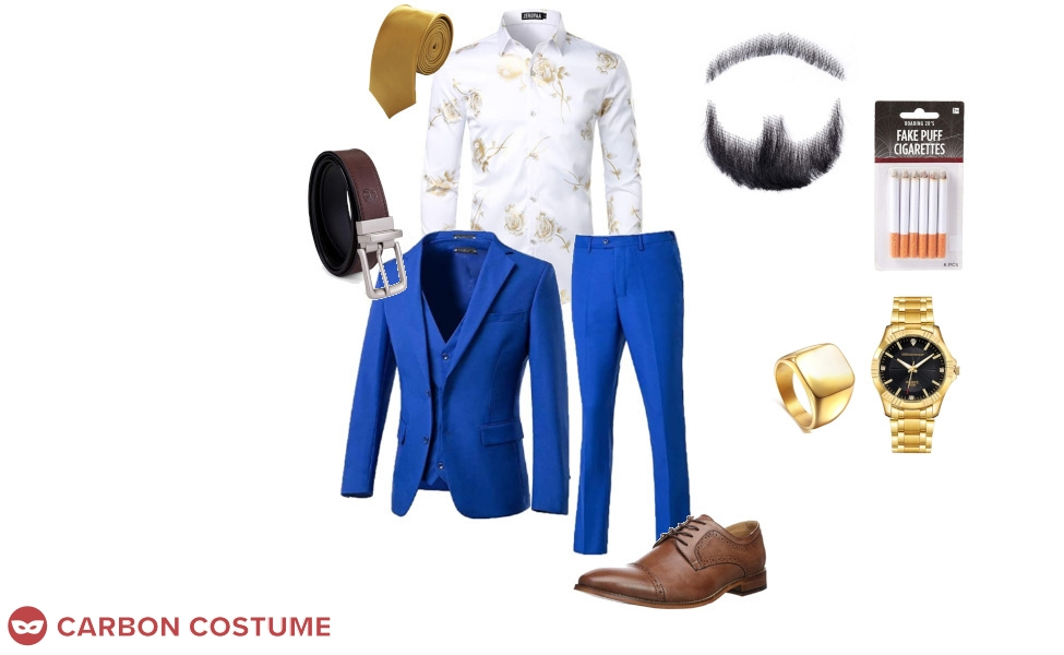 Holland March from The Nice Guys Costume