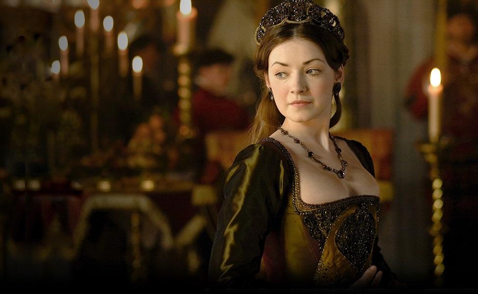 Mary Tudor from The Tudors