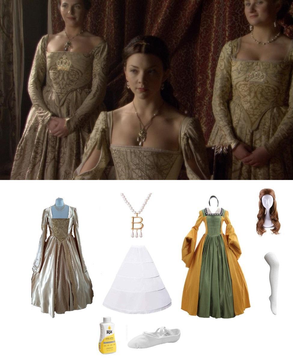 Anne Boleyn from The Tudors Cosplay Guide