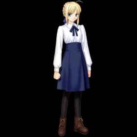 artoria pendragon from fatezero
