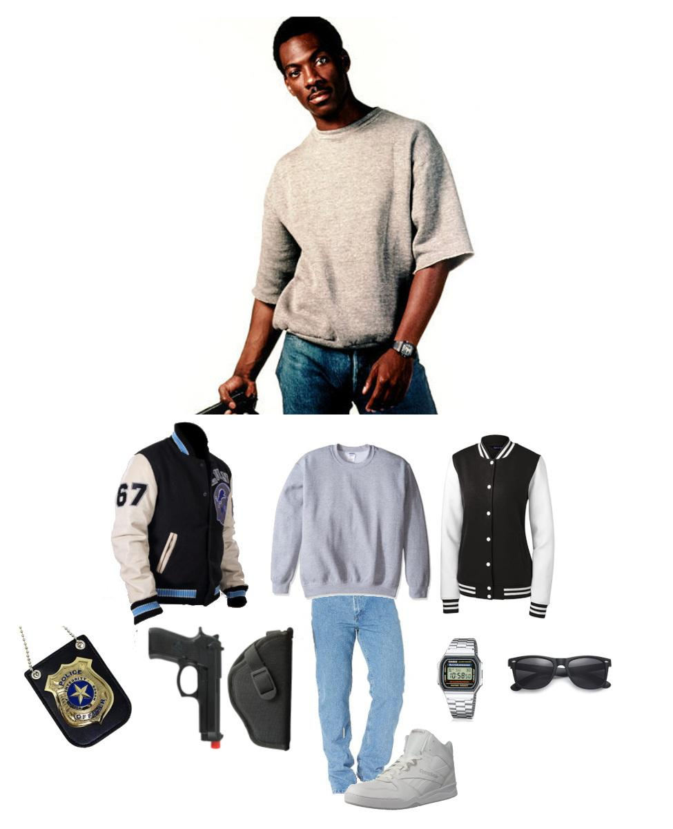Axel Foley from Beverly Hills Cop Cosplay Guide