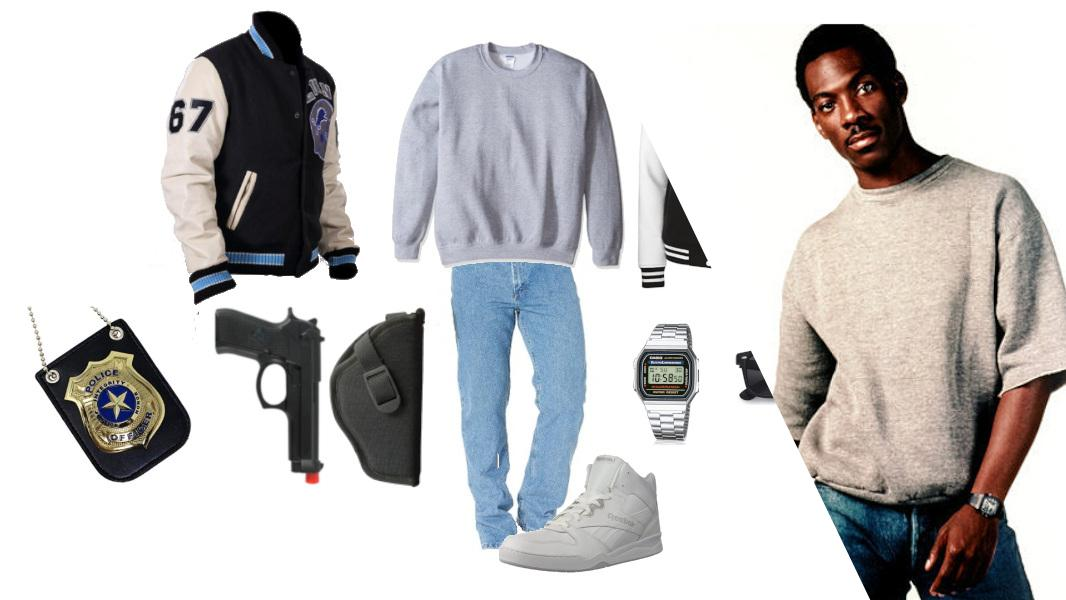 Axel Foley from Beverly Hills Cop Cosplay Tutorial