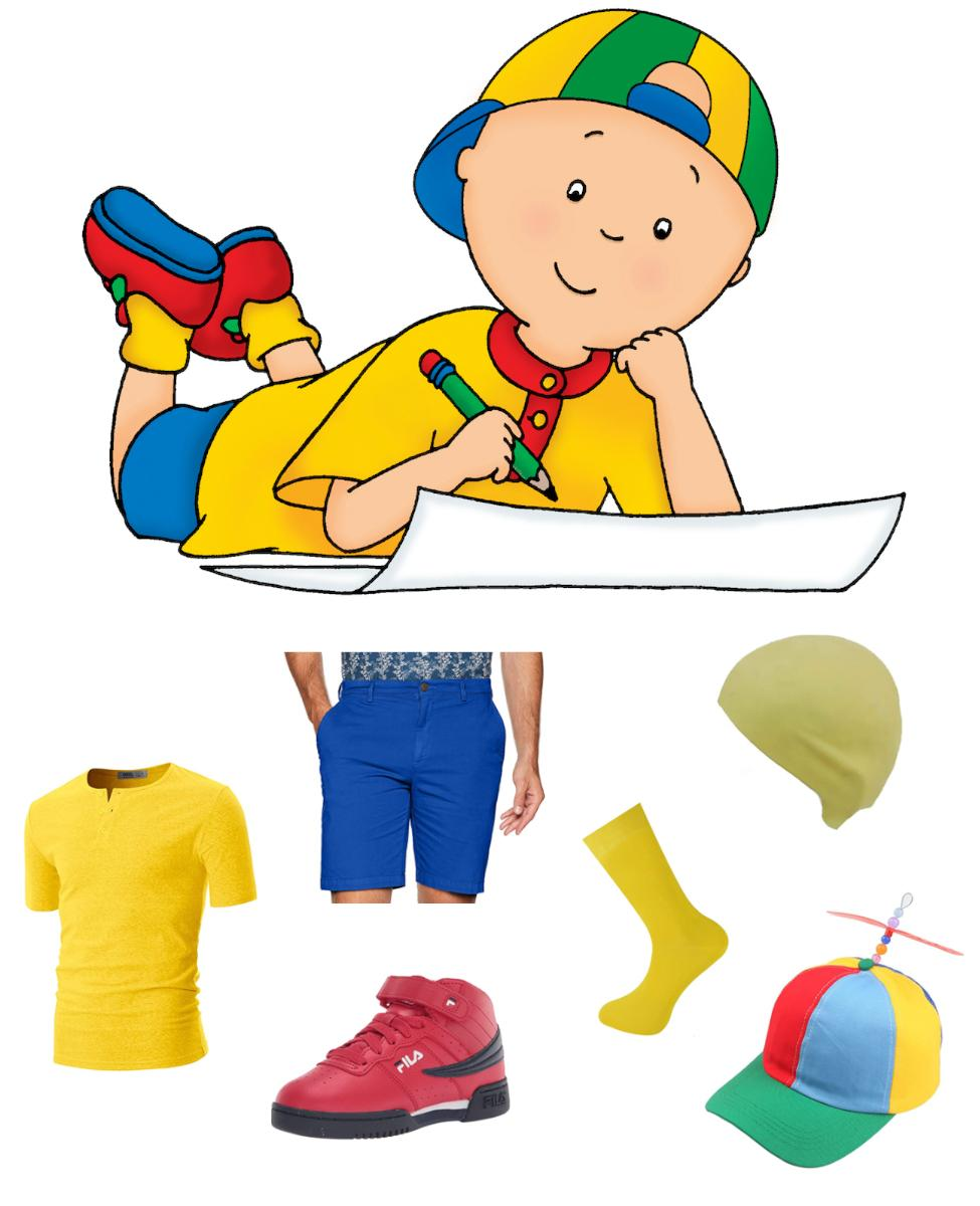 Caillou Cosplay Guide