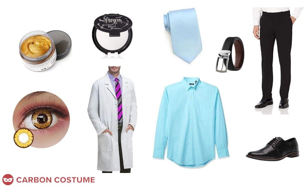 Dr. Carlisle Cullen Costume